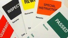 Quality Assurance Signs & Tags