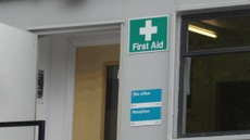 First Aid and Safe Conditions Safety Signs