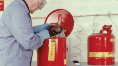 Chemical Warning Signs & Hazard Labels