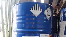 Hazard Warning Diamond Labels on a roll