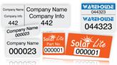 Dual Asset Labels