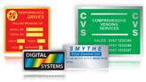 Custom Printed Nameplates