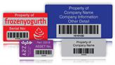 Foil Barcode Labels