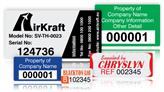 Destructible Asset Labels
