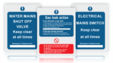 Utilities Service Mandatory Safety Notices