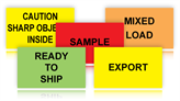 Dispatch Labels