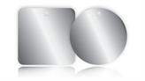 Blank Metal Tags - Stainless Steel