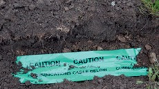 Construction Site Tape