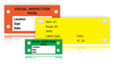 Custom Cable Marking Tags