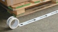 Directional Floor Tapes