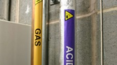 Pipeline Identification Labels and Tapes