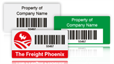 Economy Barcode Labels