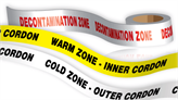 Emergency Printed Barrier Tapes