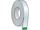 Rough surface multi-purpose tape.