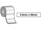 Tamper evident labels, 9.5mm x 56mm