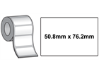 Tamper evident labels, 50.8mm x 76.2mm