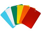 Rectangular Plastic Tags (100mm x 152mm)