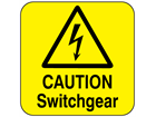 Caution switchgear