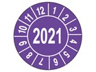 Inspection 2020 and month label