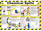 Chemical spills treatment guide.
