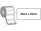 Small address label (QL printer range)