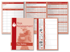 Fire safety risk assessment kit