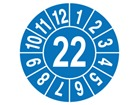 Inspection 22 and month label