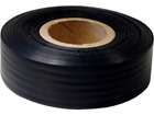 Black flagging tape