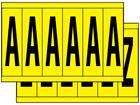 Multipurpose letter set, 90mm x 38mm