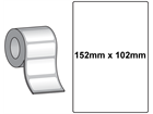 Large shipping label (QL printer range)