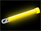 Safety light stick, yellow.