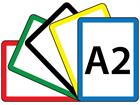 Sign frames, A2 size