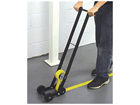 Floor tape applicator.