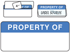 Property of write and seal labels.