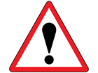Other danger sign