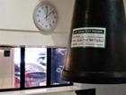 Local exhaust ventilation (LEV) passed label.