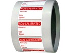 Non-calibrated quality assurance label