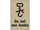 Do not use hooks stencil