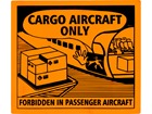Air freight label