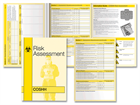 COSHH safety risk assessment kit