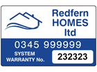 Assetmark tamper evident serial number label (logo / full design), 32mm x 50mm