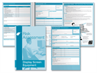 Display screen equipment risk assessment kit