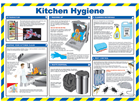 Kitchen hygiene guide.