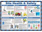 Site health and safety guide.