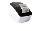 Brother thermal label printer (high speed).
