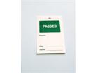 Passed tag