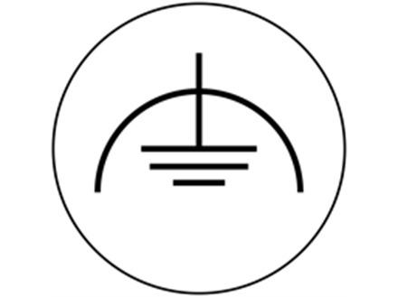 Parasitic current symbol label