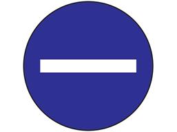 Negative symbol label.