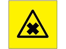 Harmful symbol labels.