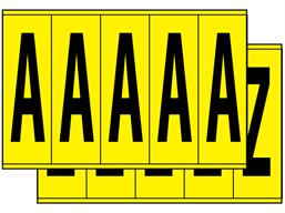 Multipurpose letter set, 130mm x 45mm